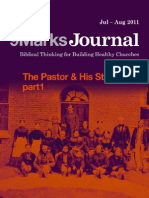 9Marks Journal 2011 Jul-Aug Pastor-Staff