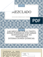 Diapositivas MEZCLADO