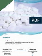 Comprimate Paracetamol
