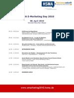 Programm E-Day 2010_II