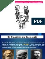 Introdução a Sociologia