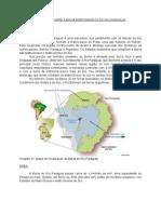 Trabalho Sobre a Bacia Hidrográfica Do Rio Paraguai