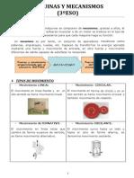 MECANISMOS-APUNTES 3ESO