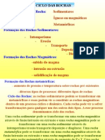 Geo Geral 2004 3 - Ciclo Das Rochas e Sedimentares