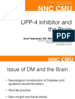 DPP-4 Inhibitor and the Brain