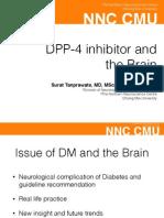 DPP-4 Inhibitor and the Brain