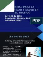 SENA - Salud Ocupacional Semana 2 - Exposición.