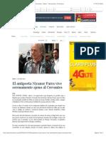 Nicanor Parra Entrevista El Universo MEDEA