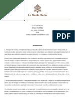 Mens Nostra Encíclica