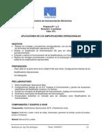 Práctica 1 de Instrumentación Electrónica