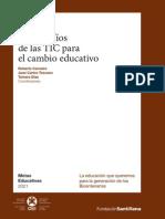 Los Desafios Delas TIC Para Elcambio Educativo