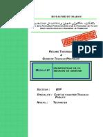 M21 Organisation Sécurité Chantier AC CCTP-BTP-CCTP