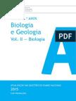 Atualização Livro BIOLOGIA Iave 2015