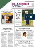 Hudson~Litchfield News 6-12-2009