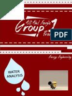 Water Analysis New 1234