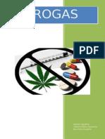 Monografia Sobre Las Drogas