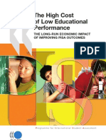 Report High Cost Low Educ Performance
