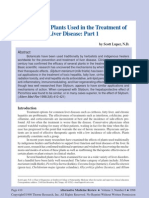 Plants Used in the Treatment Of