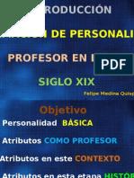Personalidad Profesor Lampa