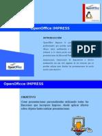 Clase de OpenOffice Impress