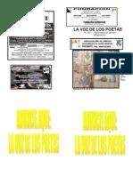Revista La Voz de Los Poetas