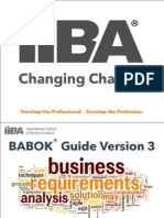 BABOK v3 Australia PD Days Australia IIBA Chapter