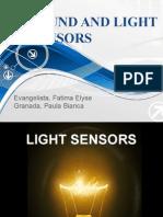 Sound and Light Sensors