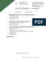 Informe final trimestre 2010 val