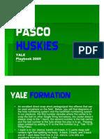 Pasco Yale Formation