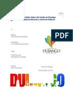 Poder Ejecutivo Del Estado de Durango