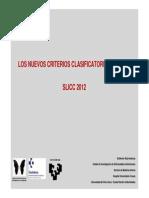 LES 2012 criterios