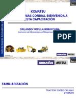 Curso Capacitacion Operacion Seguridad Tractor Oruga d155ax 6 Komatsu (1)