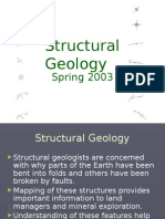 Principle of Structural Geology
