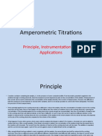 Amperometric Titrations