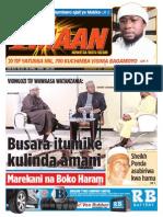 Imaan Newspaper issue 33