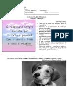 prova 3ºunidade 7 ano literatura redação (Salvo Automaticamente).docx