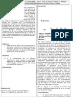 PRÁCTICA  8 EFECTO DE LA LOPERAMIDA EN EL TRACTO INTESTINAL DE RATÓN