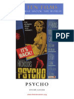 Film Education - Psycho