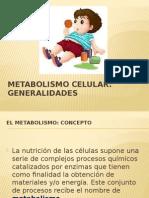 2.-Biologia - Metabolismo Celular