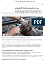 Selenium And_or Vitamin E Deficiencies in Sheep _ Department of Agriculture and Food