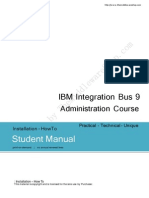 IIB9Admin Chapter1 DemoVersion Installation Howto