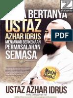 Anda Bertanya, Ustaz Azhar Idrus Menjawab