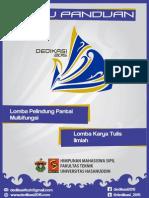 Buku Panduan DEDIKASI 2015