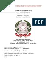 PISTORIO GIOVANNI SENATORE M.P.A. E CASTELLUCCI LUIGI DIPARTIMENTO SANITA' F.S.R. CONDANNATI PER UN COPIA E INCOLLA PUBBLICITA' AVIARIA
