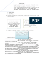 Worksheet 22