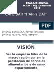 Cafe Bar - Happy Day