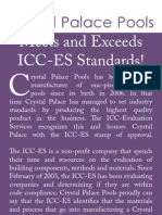 Composite Palace Pools ICC Flyer