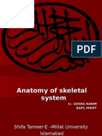 Lecture 2 - Osteology