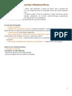 Rochas Metamórficas (2)