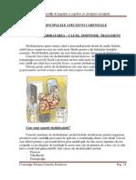 05 - PARTICULARITĂŢI DE ÎNGRIJIRE  ALE COPIILOR  CU AFECŢIUNI CARENŢIALE